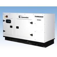 Дизельная электростанция Firman SDG100DCS+ATS