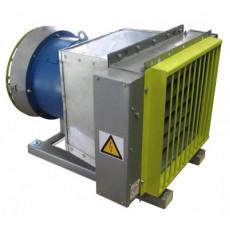 Электрокалориферные установки