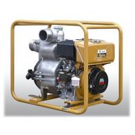 Мотопомпа дизельная для сильнозагрязненных жидкостей PTD306T